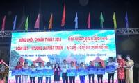 Khmer people in Soc Trang celebrate Chol Chnam Thmay festival
