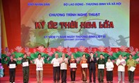 Vietnam War Invalids and Martyrs Day observed nationwide