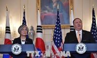 South Korea calls for US efforts towards Korean Peninsula's denuclearization