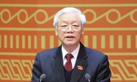 More congratulations offered to Vietnam's new President