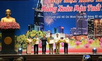 Vietnamese expats honored in Ho Chi Minh city