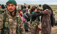 SDF calls for international tribunal to try ISIS members in Syria