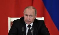 Putin: US's Golan Heights decision violates UN Security Council resolutions