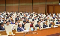 Revised education law debated at NA session