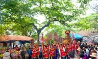 Salt Genie Worshiping Ritual in Quang Lang village, Thai Binh province