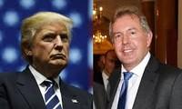 Trump won't deal with UK ambassador following memo leaks