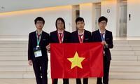Vietnam wins four medals at International Olympiad in Informatics