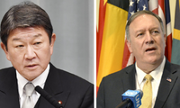 Japan, US to cooperate on North Korea, Middle East