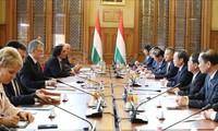 Vietnam, Hungary step up cooperation