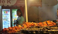 Ho Chi Minh City in world's top five cities for street food