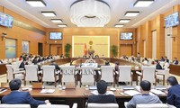 NA Standing Committee convenes 40th session