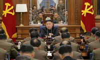 North Korea's Central Military Commission discuss strengthening armed forces