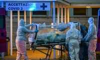COVID-19 pandemic spreads to 185 countries, territories