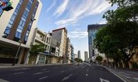 Vibrant Da Nang city turns quiet amid COVID -19