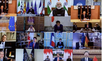 G20 committed to provide tools to work, study remotely amid COVID-19