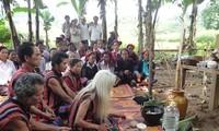 The Bru Van Kieu's rituals of worshipping the souls of the living
