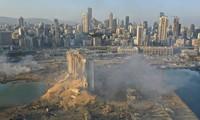 UN chief calls for support for Lebanon following horrific blast