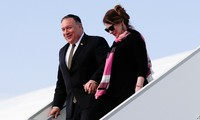 Pompeo arrives in Czech Republic at start of central Europe visit