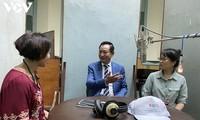 Egyptian Radio spotlights Vietnam's achievements on its 75th National Day