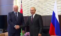 Russia, Belarus boost defense cooperation