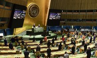 United Nations General Assembly opens
