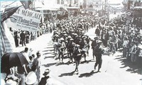 Photos revive memories of Hanoi Liberation Day in 1954