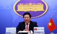 Vietnam, Malaysia tighten cooperation on international issues