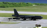 US sends heavy bombers to Middle East