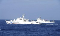 Japan concerned over China's assertiveness around Senkaku islands