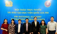 Vietnam, US strengthen security cooperation