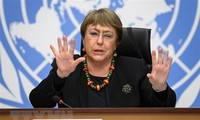 UN rights chief calls for concrete measures to end systemic racism