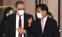 US special envoy urges North Korea to resume nuclear talks