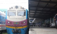 First North-South train resumes operation after three-month hiatus