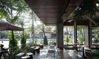 Hoi An coffee shop connects guests with nature