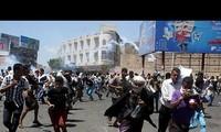 ພວກກະບົດ Houthi ຢືດຄອງນະຄອນໃຫຍ່ທີ່ 3 ຢູ່ Yemen