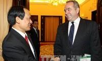 Vietnam und die USA wollen stärker zusammenarbeiten