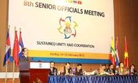Ministerkonferenz der Länder aus der Mekong-Subregion