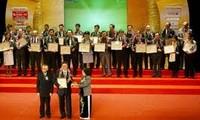 Auszeichnung von 70 Unternehmen mit ausländischem Investitionskapital