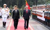 Verstärkung der Beziehungen zwischen Vietnam und Chile