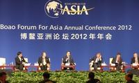 Vize-Premierminister Hoang Trung Hai beim Boao-Forum