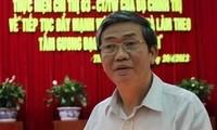"""Konferenz: Kampagne """"Lernen und arbeiten nach dem Vorbild Ho Chi Minhs"""""""