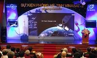 Vietnams Telekommunikationssatellit Vinasat-2 wurde ins All geschickt