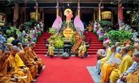 Eröffnung der buddhistischen Kulturwoche in Nghe An