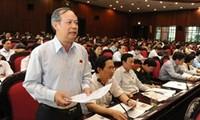 Abgeordnete diskutieren Entwürfe des Hauptstadtgesetzes und des Verlagsgesetzes