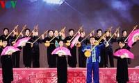 Festival des Then-Gesangs und des Musikinstruments Tinh