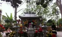 Mausoleum und Tempel des Königs Kinh Duong Vuong restauriert