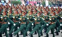 68. Gründungstag der vietnamesischen Volksarmee