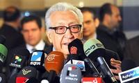 Uno und Arabische Liga fordern eine Übergangsregierung für Syrien