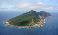 Die Welt im Jahr 2012 ist heiß mit Inselstreit