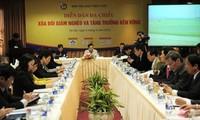 Forum über Armutsbekämpfung und nachhaltige Entwicklung